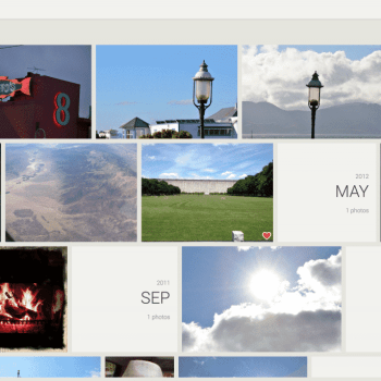 MiMedia Personal Cloud Redesign and Replatform Photos