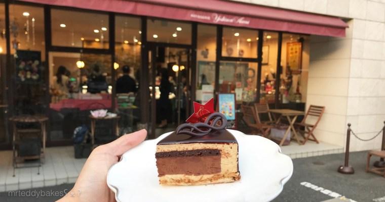 把法國史特拉斯堡帶回東京!<br>洋菓子和冰品同樣備受國際肯定的法式甜點店<br>PÂTISSERIE Yoshinori Asami