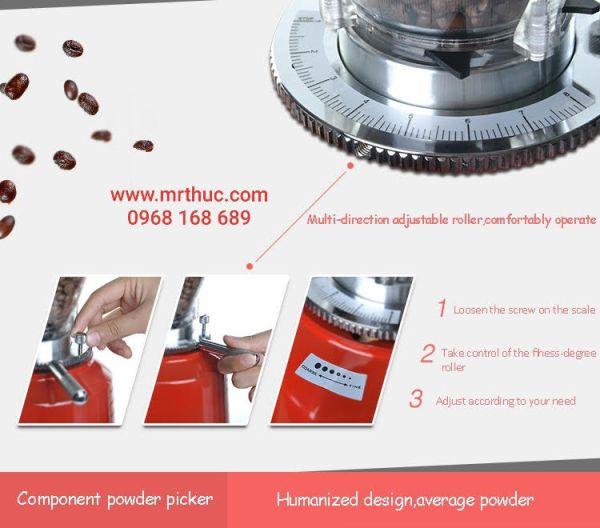máy xay cà phê pha máy 900n