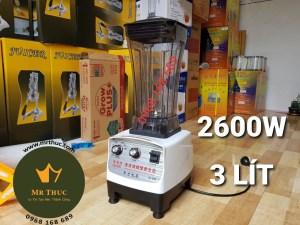 máy xay sinh tố công nghiệp 2600w