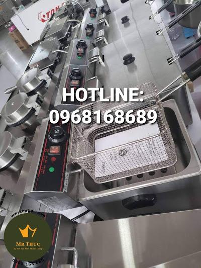 Bếp Chiên ETON ZL1 Chính Hãng