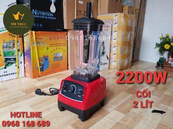 máy xay sinhh tố công nghiệp 2200w