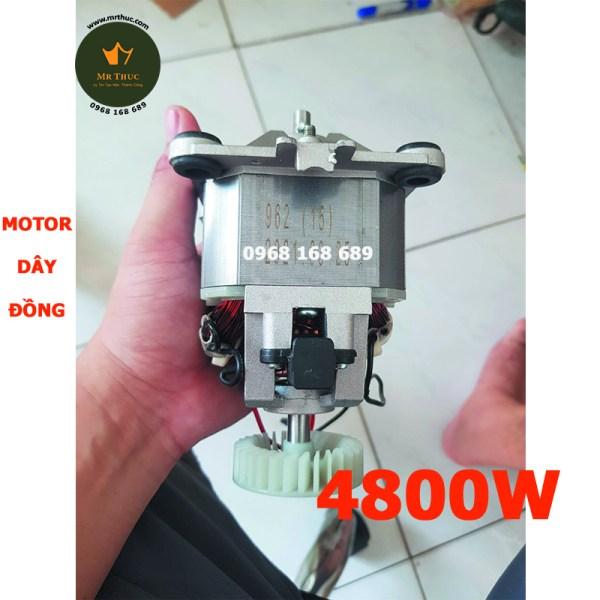 motor máy xay nikito 4800w
