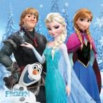 Zulily Disney Frozen movie