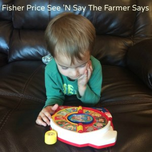 Fisher Price See N Say The Farmer Says picmonkey