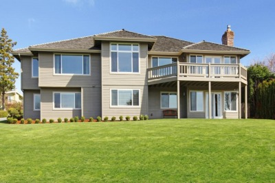 Residential Window tinting services for homes