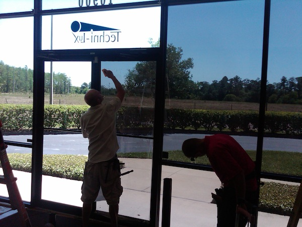 Commercial Window Tinting - Palm Beach Florida