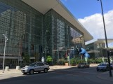Part of the Colorado Convention Center - notice the blue bear?