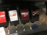 Yep! Cherry Coke on tap!