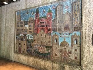 Amazing tile job