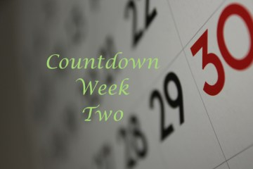 countdown week two