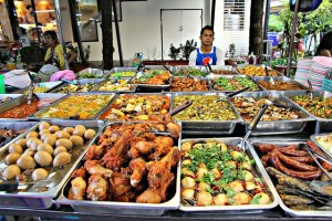 Thailand Street Food showned