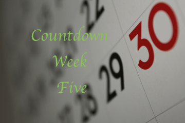 Week Five of Mike's countdown to 195