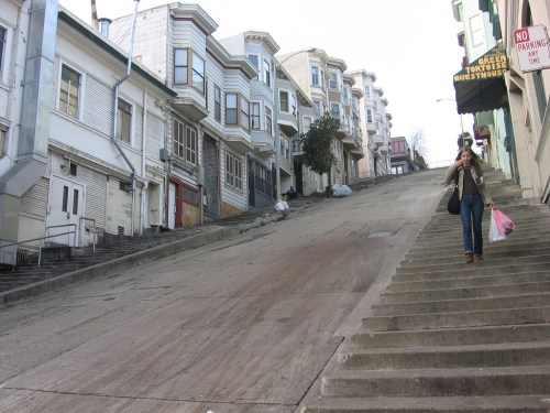 San Francisco classic Hill