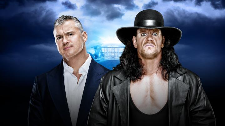 Shane McMahon vs The Undertaker WrestleMania 32