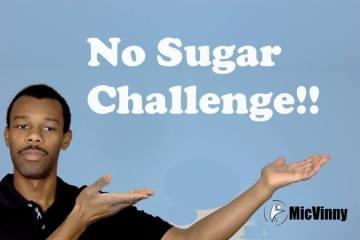 Micvinny No sugar Challenge