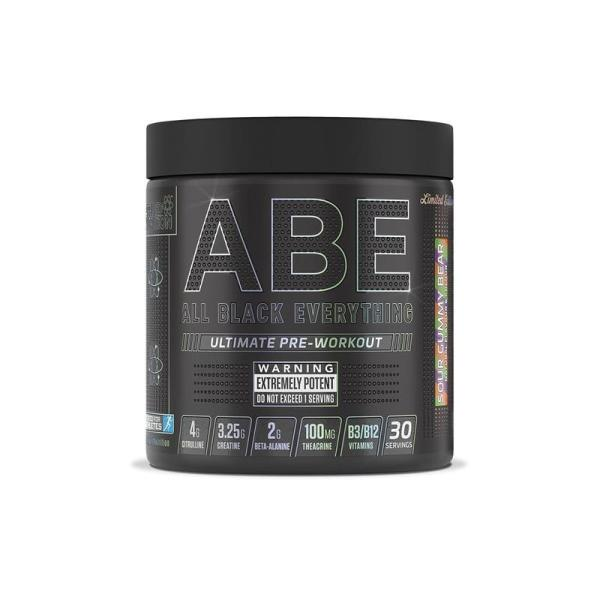 APPLIED NUTRITION – ABE Pre-Workouts 2
