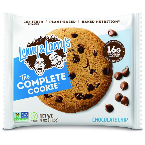 Lenny & Larry's – The Complete Cookie Chocolate Chip Protein 2