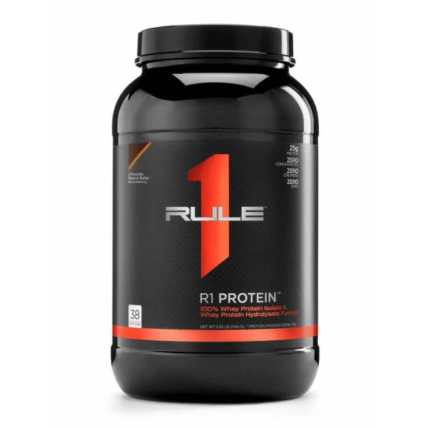 Rule 1 R1 – Protein 38 Servings Protein 2