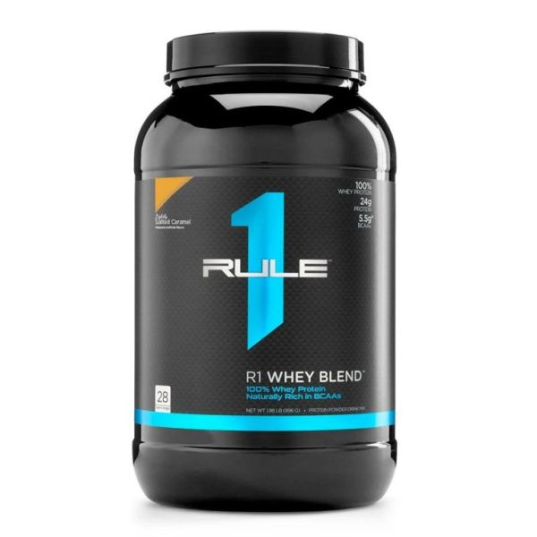 RULE 1 R1 – Whey Protein Blend 28 Servings Protein 2