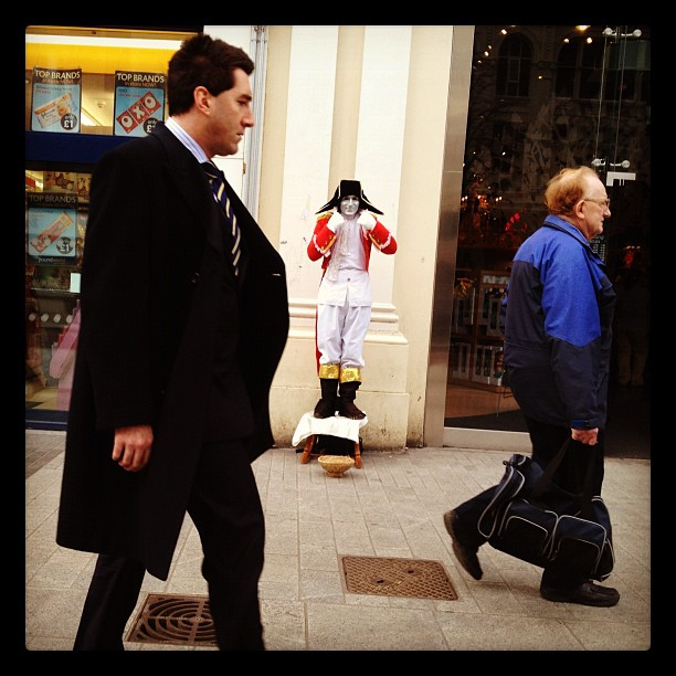 20120214 Napoleon in Belfast