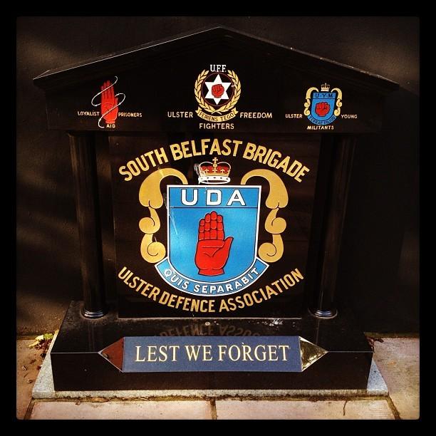 20120518 UDA South Belfast Brigade