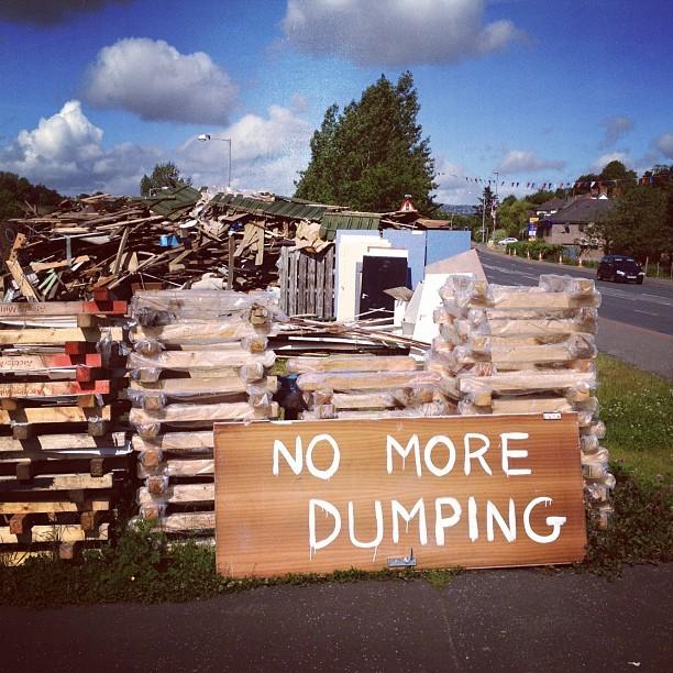 20120619 No more dumping