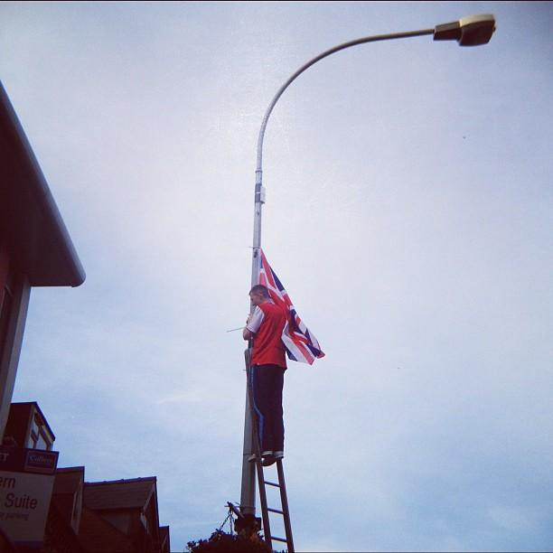 20120620 Marking lampposts