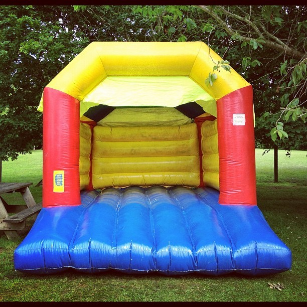 20120624 Bouncy castle