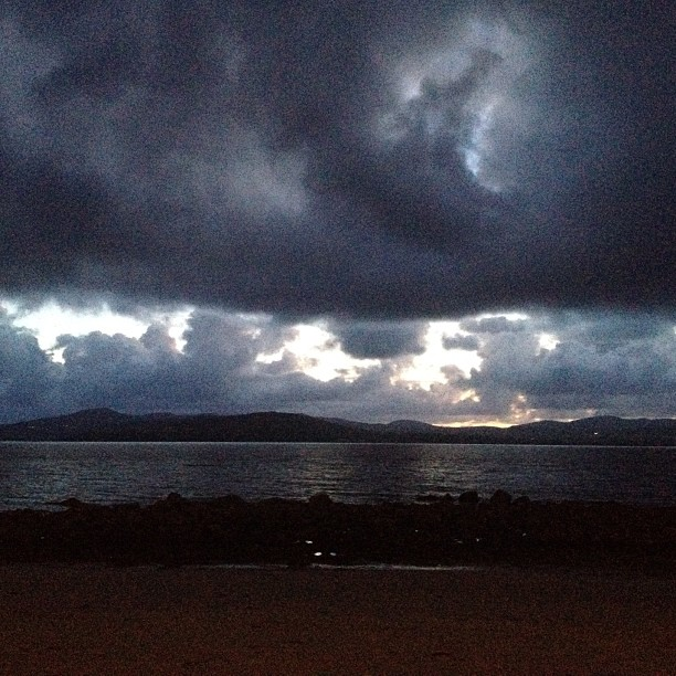 20120825 Lough Swilly sunset