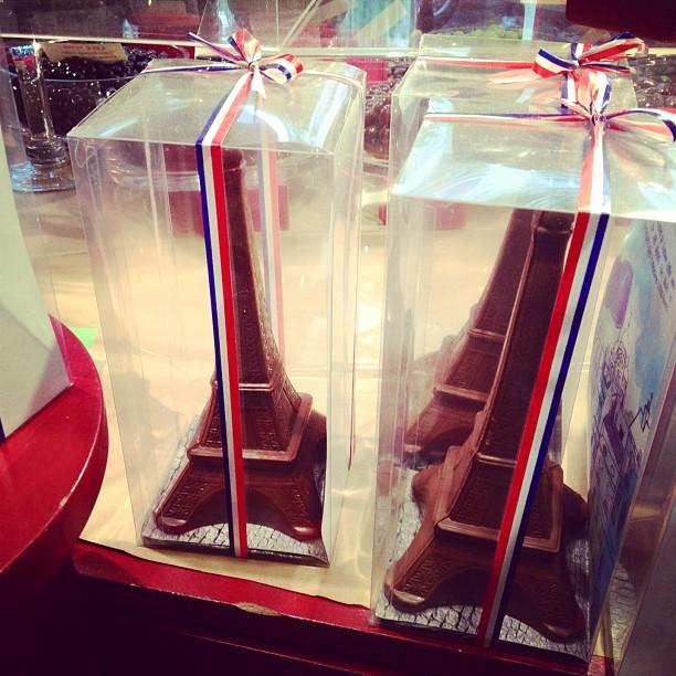 20120927 Eiffel chocolate gourmande