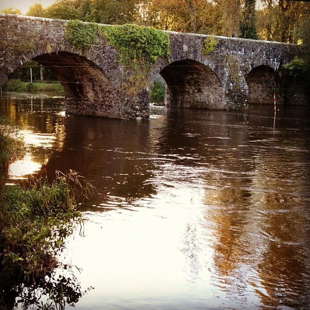 20121012 Dusk at Shaws Bridge