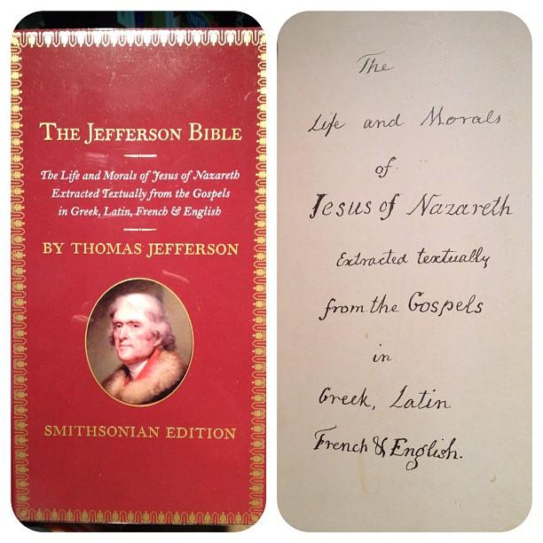 20120206 The Jefferson Bible
