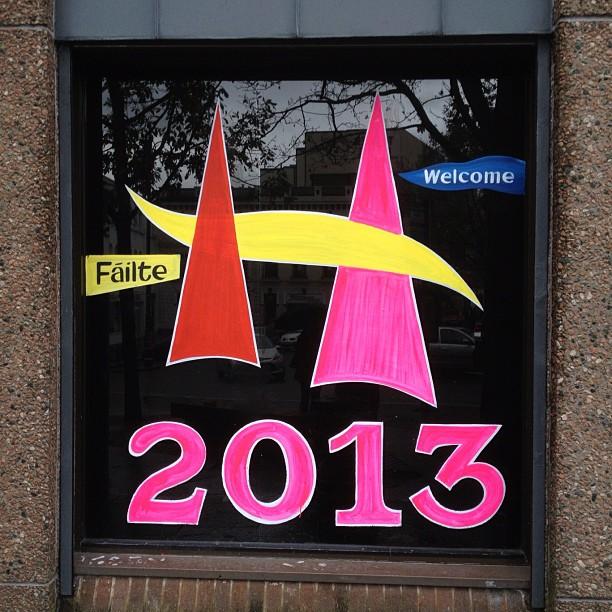 20121102 Derry 2013 Failte Welcome