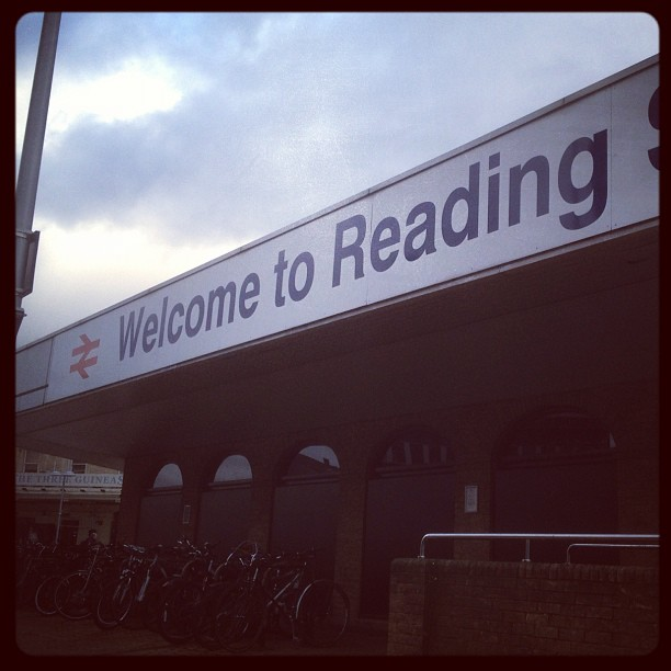 20121122 Welcome to Reading
