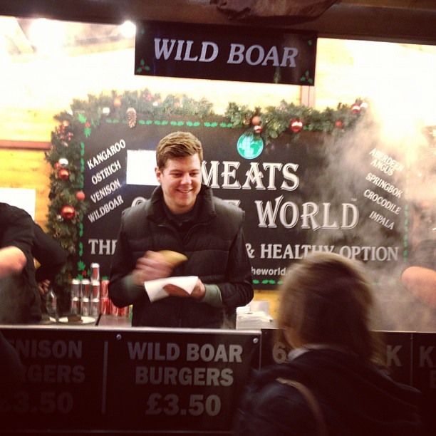 20121204 Meats of the World