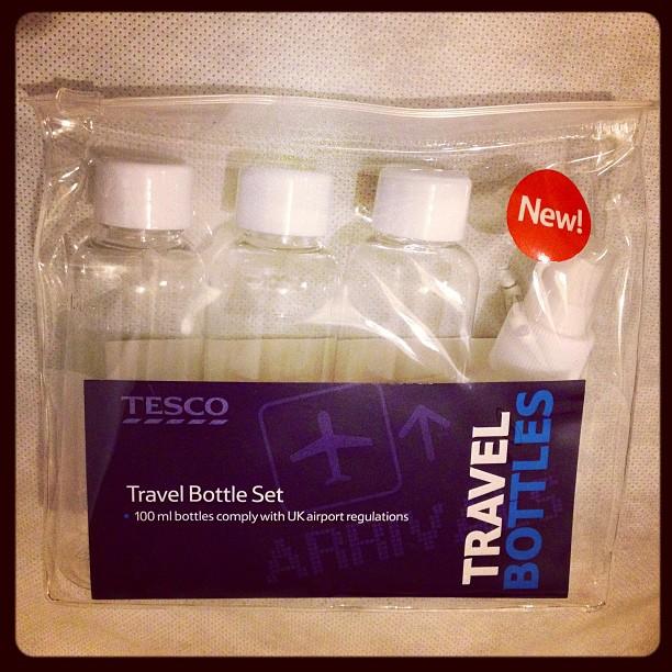 20121211 Travel bottles