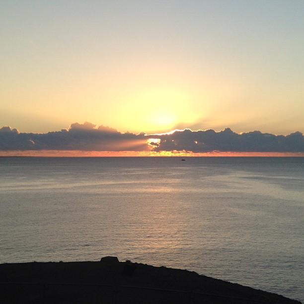 20121213 Canarian sunset