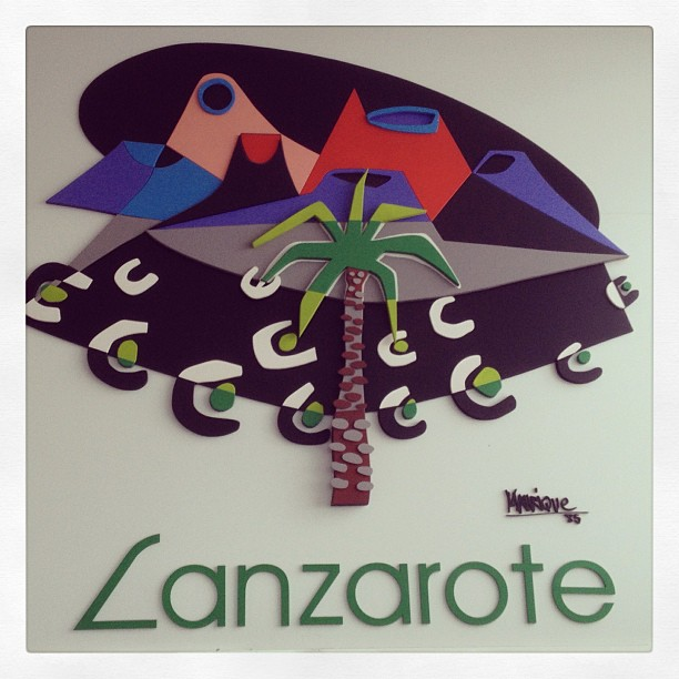 20121213 Welcome to Lanzarote