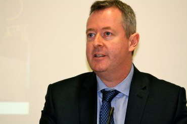 Lee WILLIAMSON (OFMdFM) (c) Allan LEONARD @MrUlster