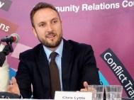 Chris LYTTLE MLA (Alliance)