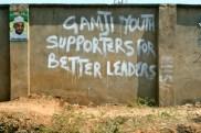 Gamji Youth. Kaduna, Nigeria.