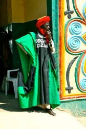 Tribal Thinking. Kaduna, Nigeria.