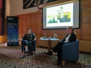 Rita DUFFY and Fiona MAGOWAN (c) Allan LEONARD @MrUlster