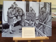 UDR Search Shoppers (1972) by Victor PATTERSON (c) Allan LEONARD @MrUlster