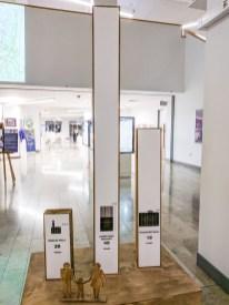 Model of international wall heights, by Antje OTTO (c) Allan LEONARD @MrUlster