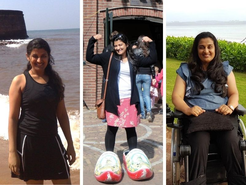Mrunmaiy Before and after spinal cord injury