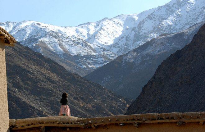 Scaling mountain