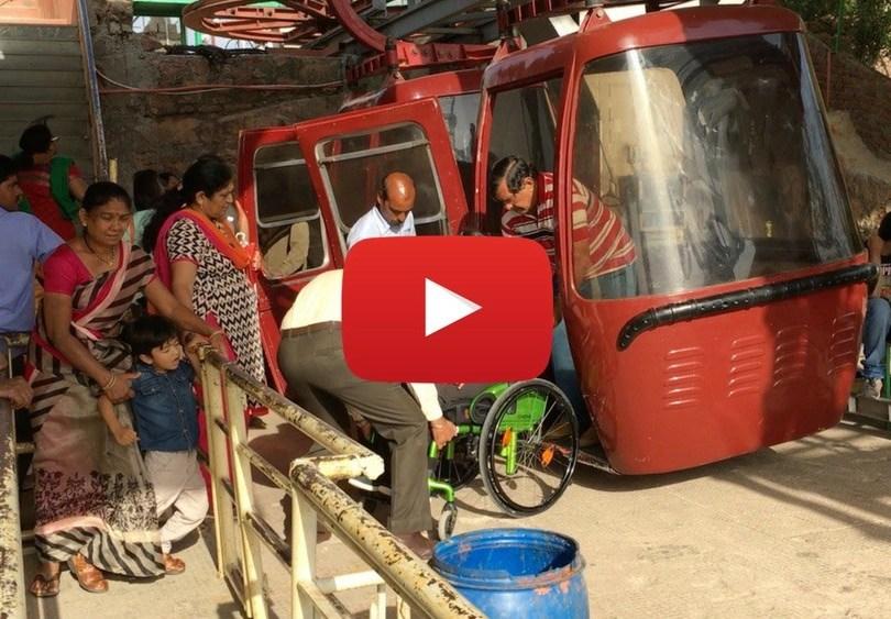 Udaipur-ropeway-on-wheelchair