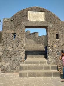 Inaccessible Amphitheater, Bandra Fort